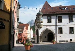 Altstadt von Füssen